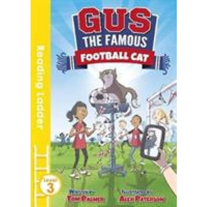 Gus the Famous Football Cat - Egmont 9781405290944