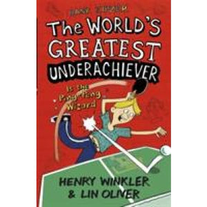 Hank Zipzer 9: The World's Greatest Underachiever Is the Ping-Pong Wizard - Walker Books 9781406345049