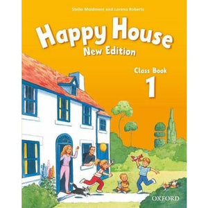 Happy House 1: Class Book - Oxford University Press 9780194730532