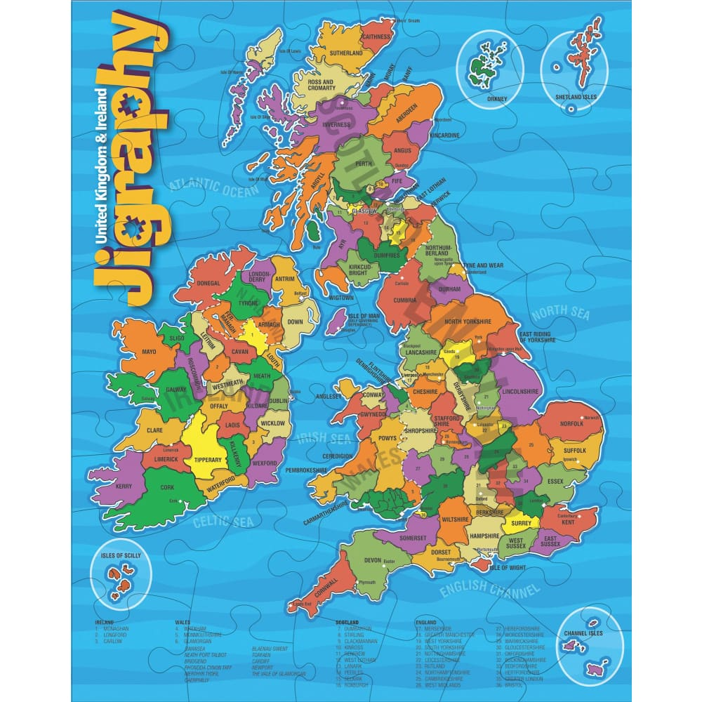 uk map for kids Happy Puzzle Jigraphy Uk Map Happy Puzzle Company Brightminds