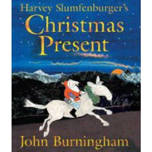 Harvey Slumfenburger's Christmas Present - Walker Books 9781844288335