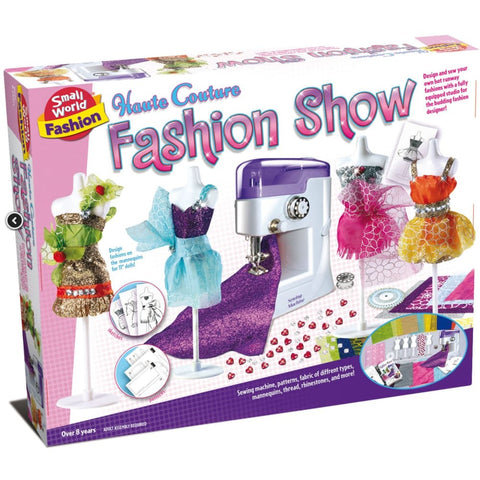 Image of Haute Couture Fashion Studio Sewing Machine Set - BrightMinds 90543258358