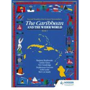 Heinemann Social Studies for Lower Secondary Book 3 - The Caribbean and the Wider World - Hodder Education 9780435981952