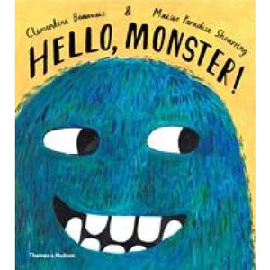 Hello Monster! - Thames & Hudson 9780500651704
