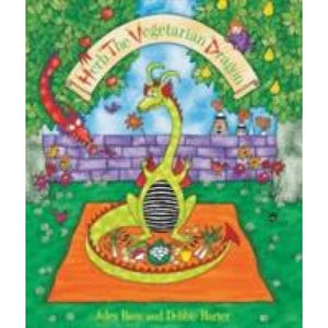 Herb the Vegetarian Dragon - Barefoot Books 9781905236473