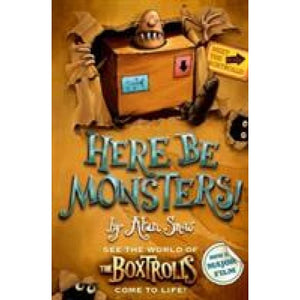 Here Be Monsters! - Oxford University Press 9780192739308
