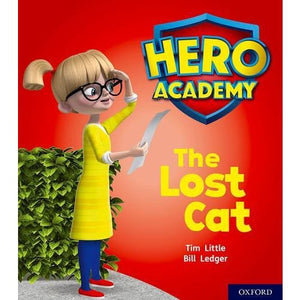 Hero Academy: Oxford Level 1 Lilac Book Band: The Lost Cat - University Press 9780198415831
