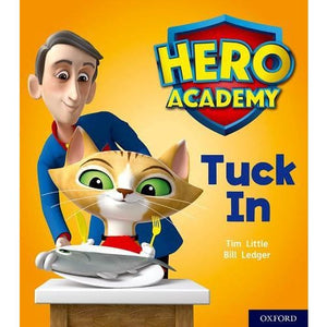 Hero Academy: Oxford Level 1+ Pink Book Band: Tuck In - University Press 9780198415916