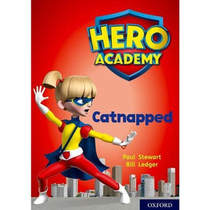 Hero Academy: Oxford Level 12 Lime+ Book Band: Catnapped - University Press 9780198416777