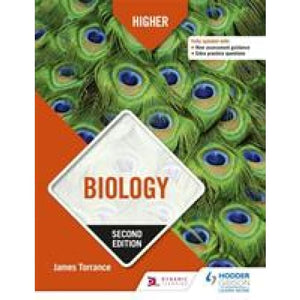 Higher Biology: Second Edition - Hodder Education 9781510457676