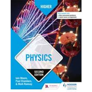 Higher Physics: Second Edition - Hodder Education 9781510457706
