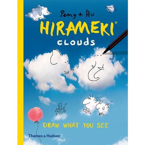 Hirameki: Clouds: Draw What You See - Thames & Hudson 9780500293522