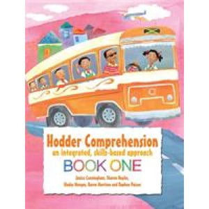 Hodder Comprehension: An Integrated Skills-based Approach Book 1 - Education 9781444150247