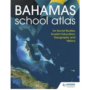 Hodder Education School Atlas for the Commonwealth of The Bahamas - 9781510471078