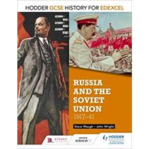 Hodder GCSE History for Edexcel: Russia and the Soviet Union 1917-41 - Education 9781471861970