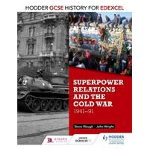Hodder GCSE History for Edexcel: Superpower relations and the Cold War 1941-91 - Education 9781471861840