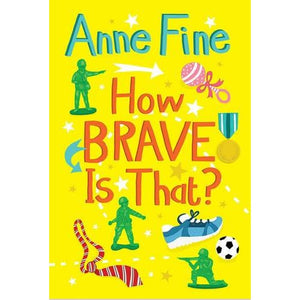 How Brave is That? - Barrington Stoke 9781781122433