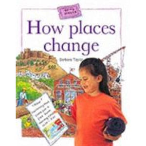 How Places Change - Bloomsbury Publishing 9780713663655