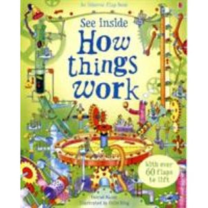 How Things Work: See Inside - Usborne Books 9780746098516