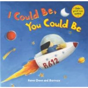 I Could be You - Barefoot Books 9781846867637