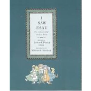 I Saw Esau: The Schoolchild's Pocket Book - Walker Books 9780744578065
