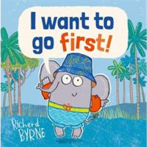I Want to go First! - Oxford University Press 9780192749741