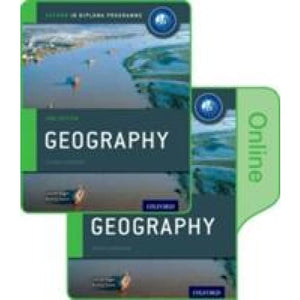 IB Geography Print and Online Course Book Pack: Oxford Diploma Programme - University Press 9780198396055