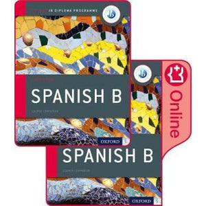IB Spanish B Course Book Pack: Oxford Diploma Programme (Print & Enhanced Online Book) - University Press 9780198422426