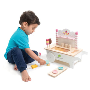 Ice Cream Cart - Tender Leaf Toys