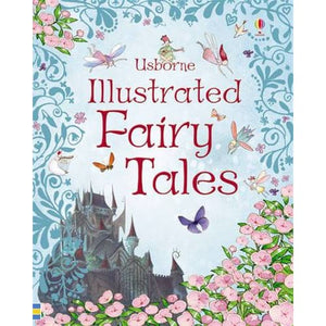 Illustrated Fairy Tales - Usborne Books 9780746075562