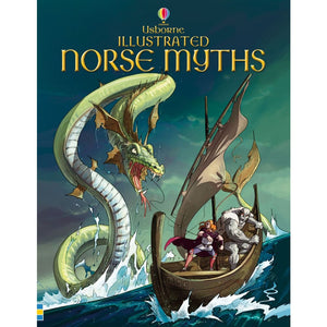 Illustrated Norse Myths - Usborne Books 9781409550723