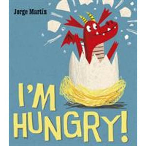 I'm Hungry - Vintage Publishing 9781780080994