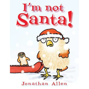 I'm Not Santa - Boxer Books 9781907152528