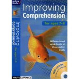 Improving Comprehension 7-8 - Bloomsbury Publishing 9780713689815