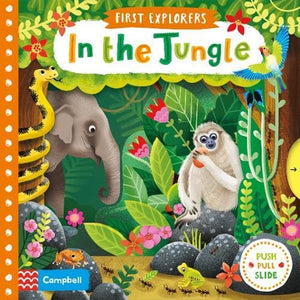 In the Jungle - Pan Macmillan 9781509832606