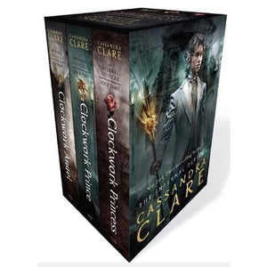 Infernal Devices box set - Walker Books 9781406376104