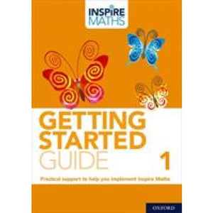 Inspire Maths: Getting Started Guide 1 - Oxford University Press 9780198428725