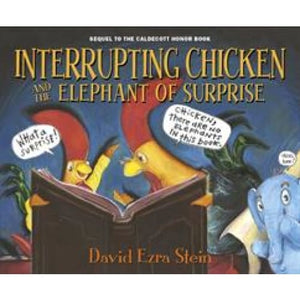 Interrupting Chicken and the Elephant of Surprise - Walker Books 9781406378061