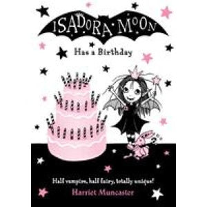 Isadora Moon Has a Birthday - Oxford University Press 9780192744357
