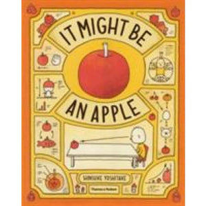 It Might Be An Apple - Thames & Hudson 9780500650486