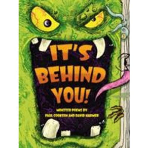 It's Behind You!: Monster Poems By - Pan Macmillan 9781447242109