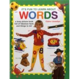 It's Fun to Learn About Words - Anness Publishing 9781861477439
