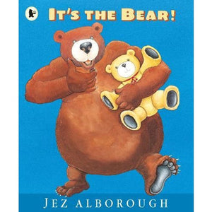 It's the Bear! - Walker Books 9781406372465