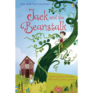 Jack and the Beanstalk - Usborne Books 9781409581017