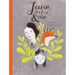 Jane the Fox and Me - Walker Books 9781406353044