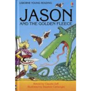 Jason and the Golden Fleece - Usborne Books 9780746080771