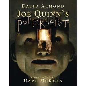 Joe Quinn's Poltergeist - Walker Books 9781406363197