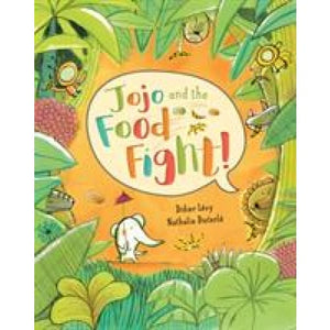 Jojo and The Food Fight - Barefoot Books 9781782854104