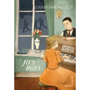 Jo's Boys - Vintage Publishing 9781784870256