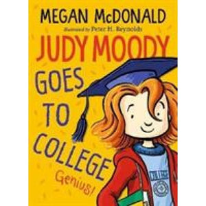 Judy Moody Goes to College - Walker Books 9781406382631